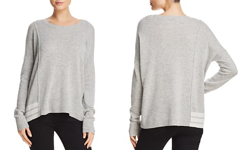 ATM Anthony Thomas Melillo Schoolboy Cashmere Sweater - Bloomingdale's_2