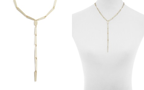 "Kendra Scott Gail Linear Link Necklace, 17"" - Bloomingdale's_2"