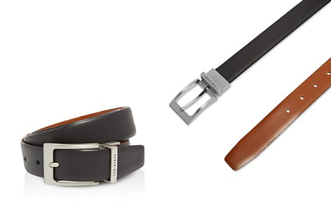 Ted Baker Karmer Reversible Leather Belt - Bloomingdale's_2