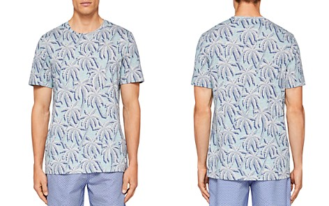 Ted Baker Road Palm Tree Print Swim Tee - Bloomingdale's_2