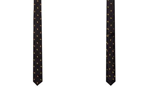 The Kooples Modal Patch Skinny Tie - Bloomingdale's_2
