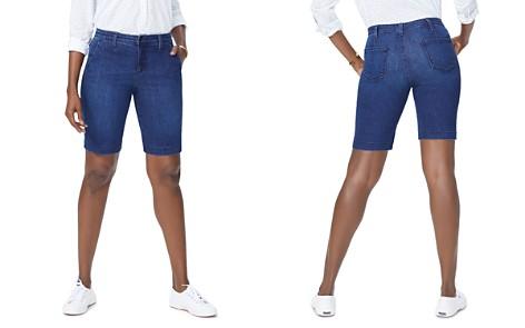 NYDJ Denim Bermuda Shorts in Cooper - Bloomingdale's_2