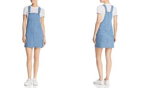 The Fifth Label Playwrite Overalls-Style Denim Dress - Bloomingdale's_2