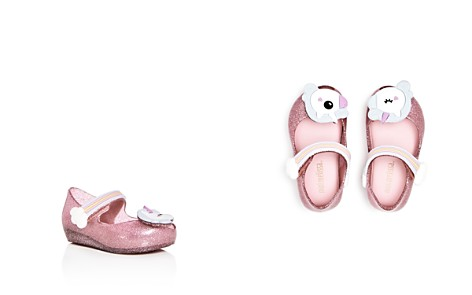 Mini Melissa Girls' Ultragirl Unicorn Mary Jane Flats - Walker, Toddler - Bloomingdale's_2