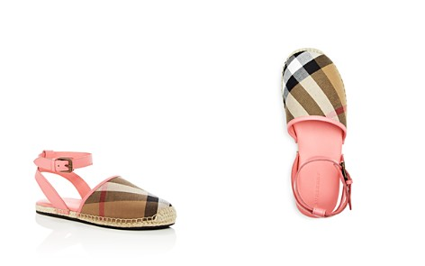 Burberry Girls' New Perth Ankle Strap Espadrille Sandals - Toddler, Little Kid, Big Kid - Bloomingdale's_2