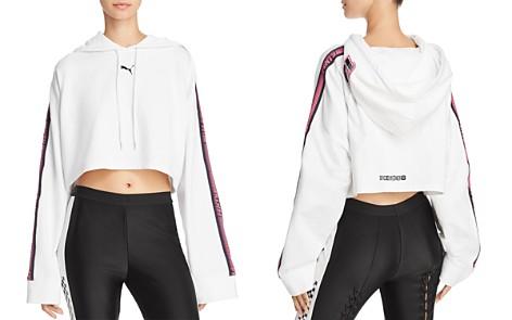 FENTY Puma x Rihanna Cropped Hooded Sweatshirt - Bloomingdale's_2