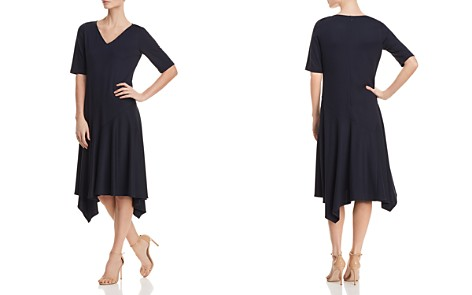 Lafayette 148 New York Floretta Handkerchief-Hem Dress - 100% Exclusive - Bloomingdale's_2