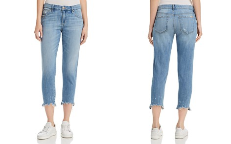 Joe's Jeans The Smith Crop Annie-Hem Jeans in Zuma - Bloomingdale's_2