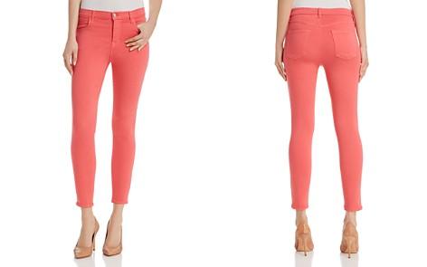 J Brand Alana Photo Ready Skinny Jeans in Sedona Sunrise - 100% Exclusive - Bloomingdale's_2
