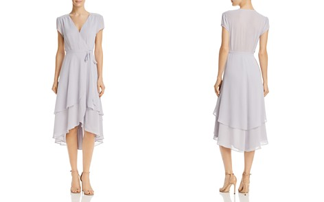 WAYF Orleander Wrap Dress - 100% Exclusive - Bloomingdale's_2