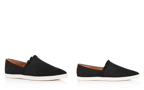 Gentle Souls Women's Avery Nubuck Leather Pointed Toe Sneakers - Bloomingdale's_2
