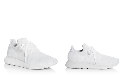 Adidas Women's Swift Run Knit Lace Up Sneakers - Bloomingdale's_2