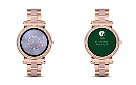 Michael Kors Sofie Touchscreen Smartwatch, 42mm - Bloomingdale's_2