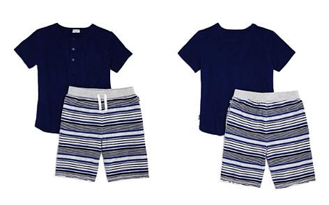 Splendid Boys' Henley & Striped French Terry Shorts Set - Little Kid - Bloomingdale's_2