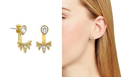 ADORE Teardrop Jacket Earrings - Bloomingdale's_2