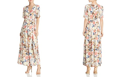 Beltaine Printed Maxi Wrap Dress - 100% Exclusive - Bloomingdale's_2