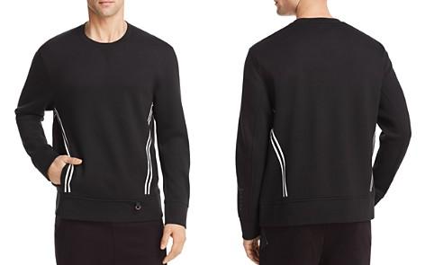 BLACKBARRETT by Neil Barrett Double Stripe Crewneck Sweatshirt - Bloomingdale's_2
