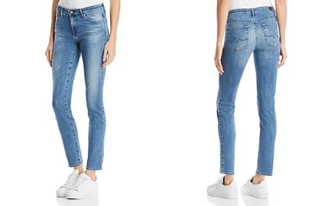 AG Prima Mid Rise Jeans in Sea Sprite - Bloomingdale's_2