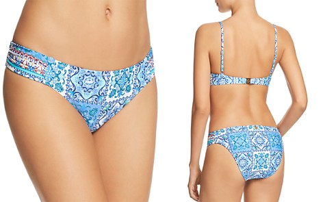 Nanette Lepore Ensenada Tile Siren Bikini Bottom - 100% Exclusive - Bloomingdale's_2