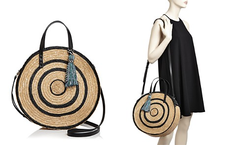 Rebecca Minkoff Straw Circle Tote - Bloomingdale's_2