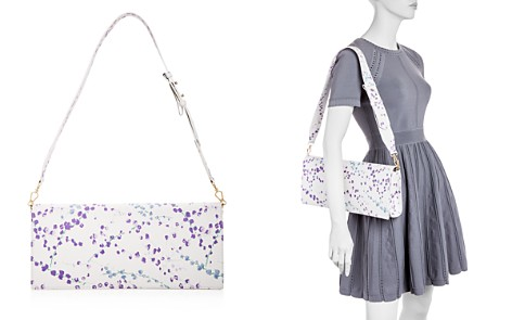 Max Mara Ted Floral Print Leather Shoulder Bag - Bloomingdale's_2