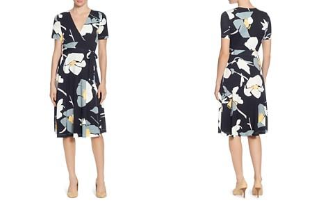 CATHERINE Catherine Malandrino Taral Floral Wrap Dress - Bloomingdale's_2