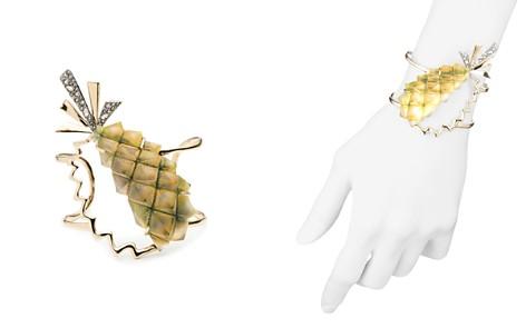 Alexis Bittar Pineapple Cuff Bracelet - Bloomingdale's_2