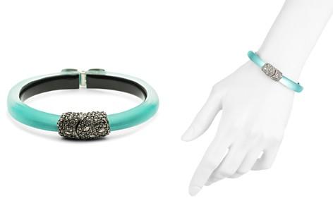 Alexis Bittar Crystal Embellished Bangle Bracelet - Bloomingdale's_2
