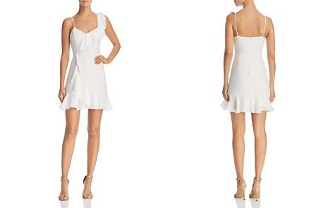 Parker Knox Asymmetric Silk Dress - 100% Exclusive - Bloomingdale's_2