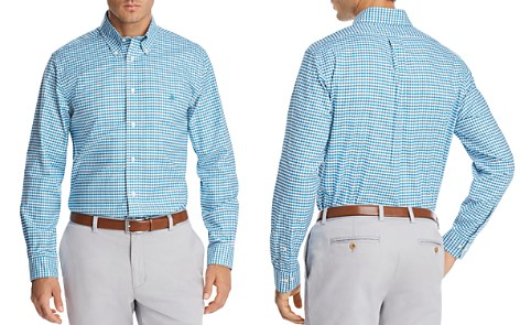 Brooks Brothers Gingham Regular Fit Button-Down Shirt - Bloomingdale's_2
