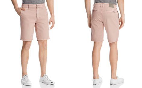 Joe's Jeans Twill Regular Fit Shorts - Bloomingdale's_2