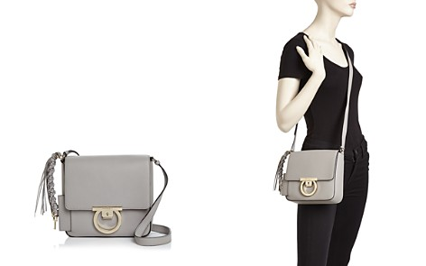 Salvatore Ferragamo Lock Medium Leather Shoulder Bag - Bloomingdale's_2