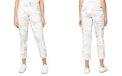 Sanctuary Terrain Cropped Camouflage-Print Cargo Pants - Bloomingdale's_2