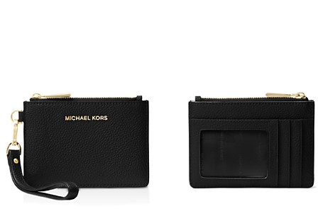 MICHAEL Michael Kors Small Leather Wristlet - Bloomingdale's_2