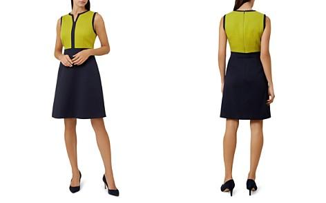 HOBBS LONDON Teresa Color-Block Dress - Bloomingdale's_2