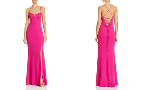 Bariano Corseted Mermaid Gown - 100% Exclusive - Bloomingdale's_2