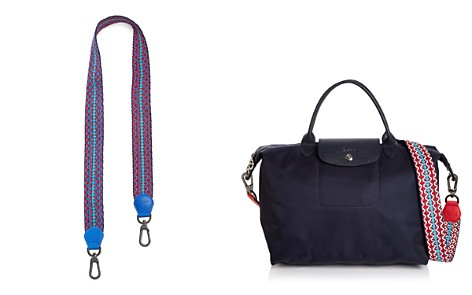 Longchamp 3D Massai Handbag Strap - Bloomingdale's_2