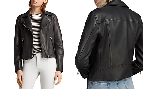 ALLSAINTS Dalby Leather Biker Jacket - Bloomingdale's_2