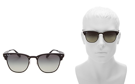 Ray-Ban Unisex Blaze Wayfarer Sunglasses, 50mm - Bloomingdale's_2
