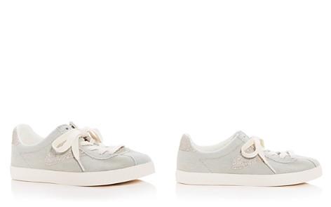 Tretorn Women's Camden Denim Lace Up Sneakers - Bloomingdale's_2