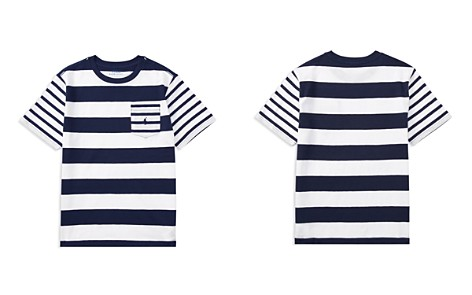 Polo Ralph Lauren Boys' Striped Cotton Jersey Tee - Big Kid - Bloomingdale's_2