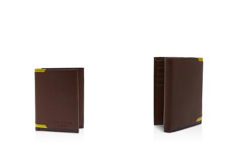 Ted Baker Vien Corner Detail Trifold Wallet - Bloomingdale's_2