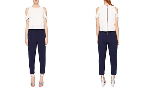 Ted Baker Lulay Color-Block Jumpsuit - Bloomingdale's_2