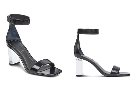 KENDALL and KYLIE Women's Lexx Patent Leather & Lucite High-Heel Sandals - Bloomingdale's_2