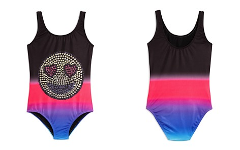 Terez Girls' Emoji Swimsuit - Little Kid, Big Kid - Bloomingdale's_2