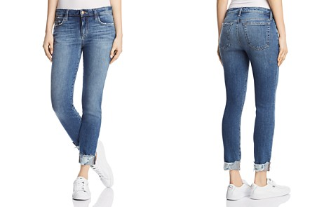 Joe's Jeans The Icon Crop Skinny Jeans in Aisha - Bloomingdale's_2
