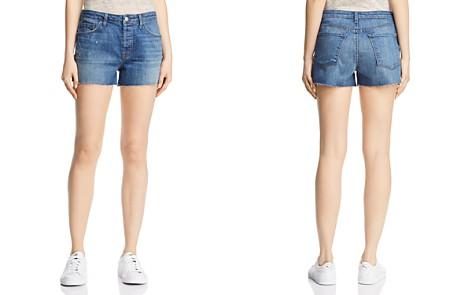 J Brand Gracie High Rise Denim Shorts in Indiana - Bloomingdale's_2