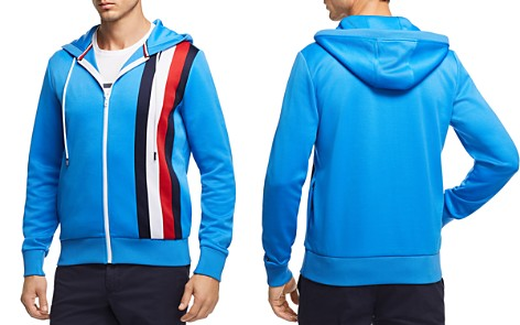 Tommy Hilfiger Stripe Logo Zip Jacket - Bloomingdale's_2