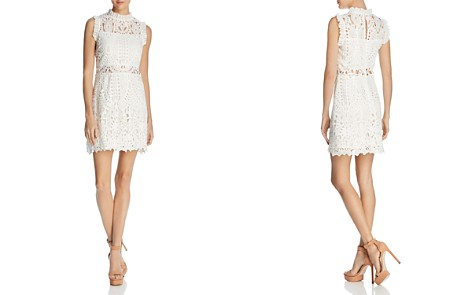 Lucy Paris Gwen Ruffled Lace Dress - 100% Exclusive - Bloomingdale's_2