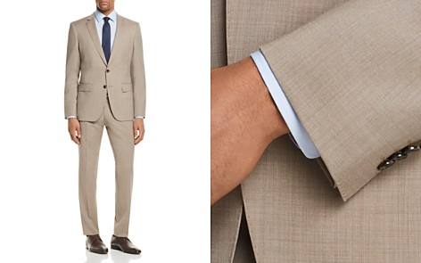 BOSS Huge/Genius Slim Fit Solid Suit - Bloomingdale's_2